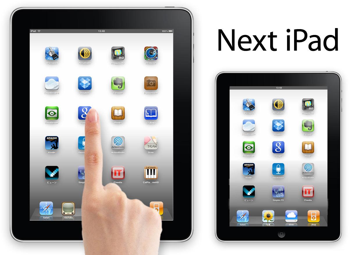 И еще раз об iPad mini