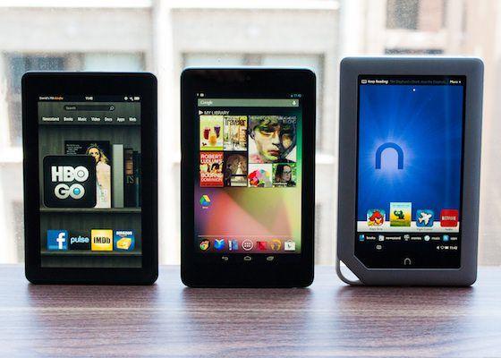 Американцы сметают Google Nexus 7 с полок магазинов