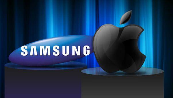 Продажи смартфонов Samsung превосходят Apple на 20 млн. устройств