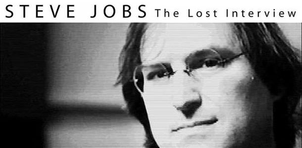 Фильм «Стив Джобс: потерянное интервью» (Steve Jobs: The Lost Interview) доступен в iTunes