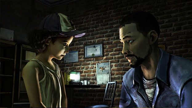 Walking Dead: The Game для iPhone и iPad