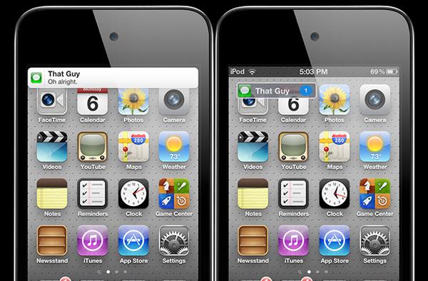 Джейлбрейк-твик MiniBanners изменит размер и стиль банеров уведомлений на iPhone
