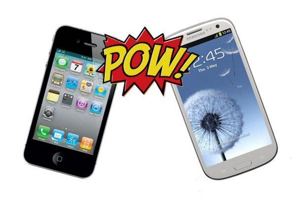 Очередные санкции Apple к Samsung