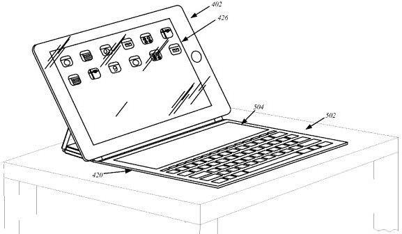 Apple планирует интеграцию технологии гибких дисплеев в Smart Cover