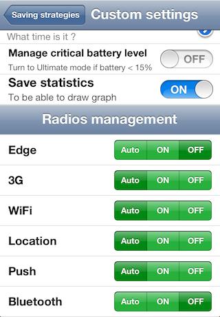 Твик BattSaver продляет время автономной работы батари iPhone, IPad, iPod Touch