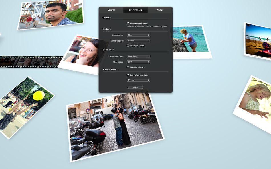 ePic - лучший просмотрщик фотографий для Mac OS X с элементами 3D [Обзор]