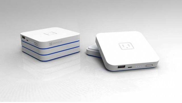 Exovolt Plus - зарядное устройство для iPhone и iPad с наращиваемой мощностью [Аксессуары]