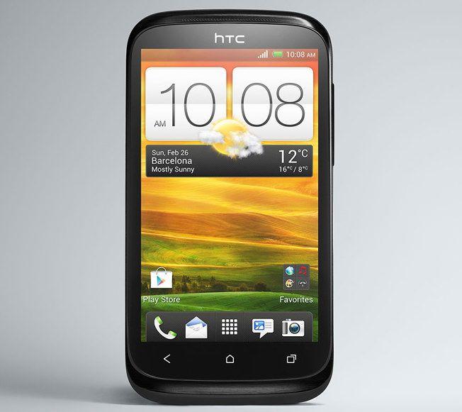 HTC представила смартфон Desire X