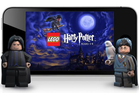 Обзор игры Lego Harry Potter Years: 1-4 для Mac