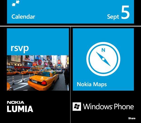 5 сентября Nokia и Microsoft представят коммерческую модель Lumia под управлением Windows Phone 8