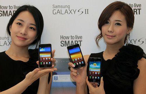 После суда пользователи избавляются от скопированных компанией Samsung устройств