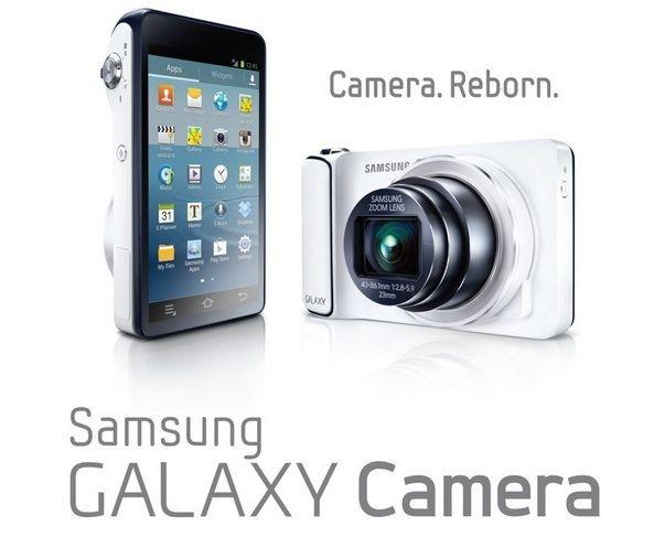 В Берлине Samsung анонсировала Galaxy Note 2 и Galaxy Camera