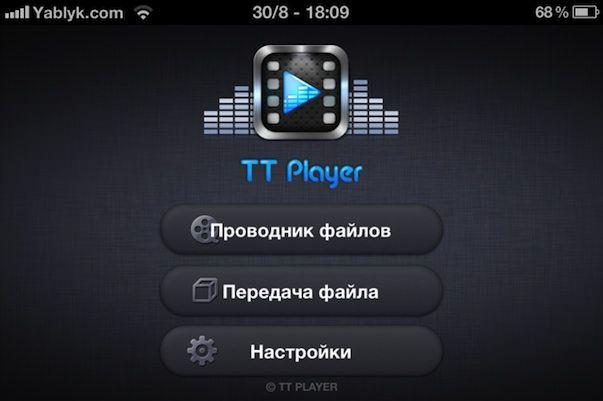 TTPlayer кинотеатр в кармане для пользователей iPhone, IPad, iPod Touch [App Store / Обзор]