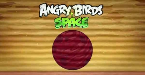 Rovio обещает релиз Angry Birds: Red Planet