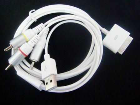 Как подключить IPad, iPod Touch или iPhone к телевизору при помощи кабеля и твика Resupported