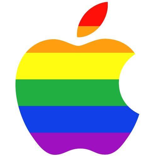 Apple не против однополых браков