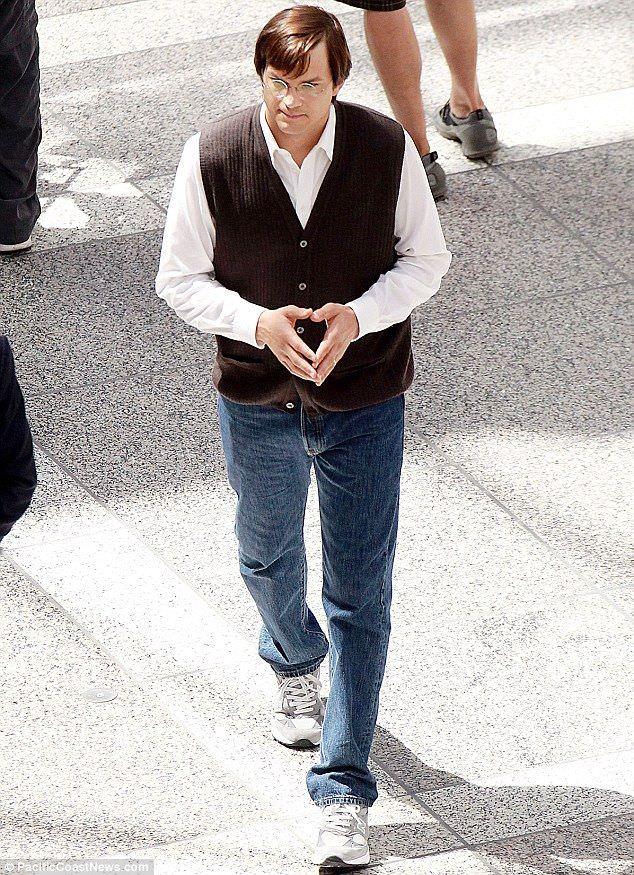 Вот как выглядит Эштон Катчер в роли Стива Джобса, возвратившегося в Apple