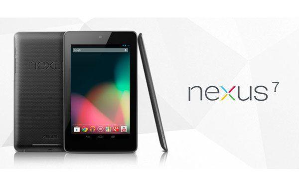 Ходят слухи о выпуске нового Google Nexus 7 с поддержкой 3G