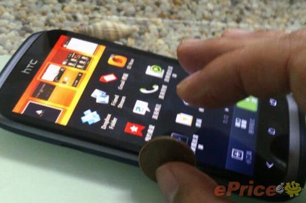 В сети появились первые фотографии HTC Desire X