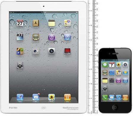 Стиву Джобсу пытались доказать, что 7-дюймовый iPad mini нужен