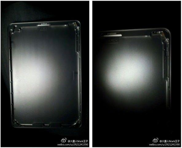 iPad mini будет без камеры? [Фото]