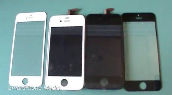 Сравнение комплектующих iPhone 5 и iPhone 4S