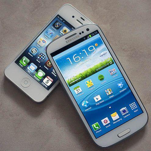 Apple уступает Samsung на российском рынке интернет запросов [Статистика]