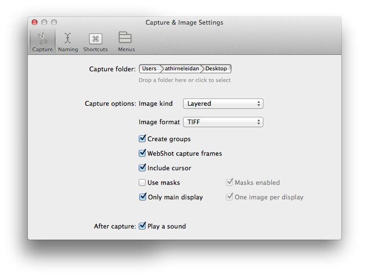 Как создать многослойные скриншоты в OS X с помощью Layers? [Mac App Store]