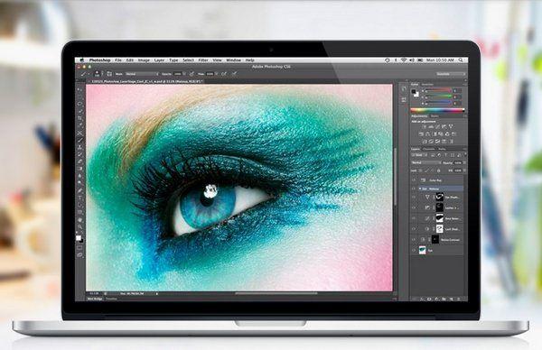 Adobe объявила о добавлении поддержки MacBook Pro Retina в Photoshop CS6