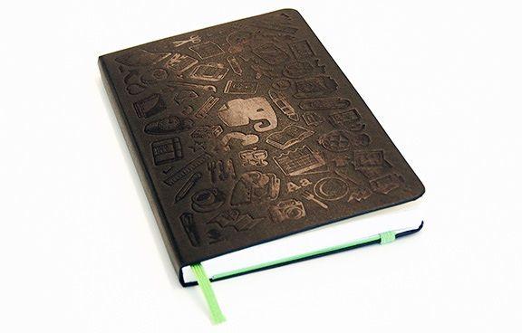 Evernote и Moleskine создали умную записную книжку [Аксессуары]