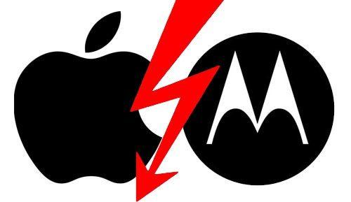 Motorola против Apple: очередные тяжбы патентной борьбы