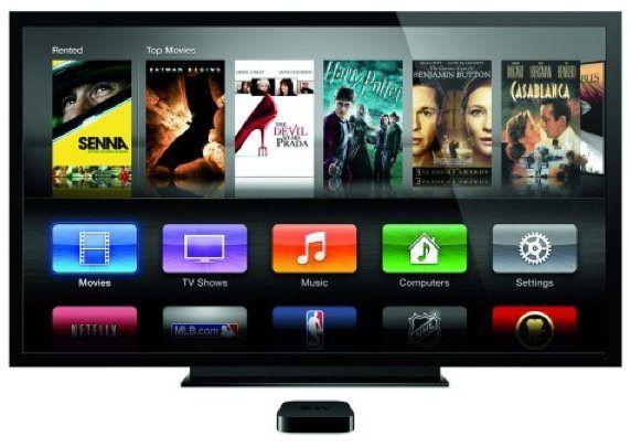 Новые детали по разработке нового телевизионного устройства Apple