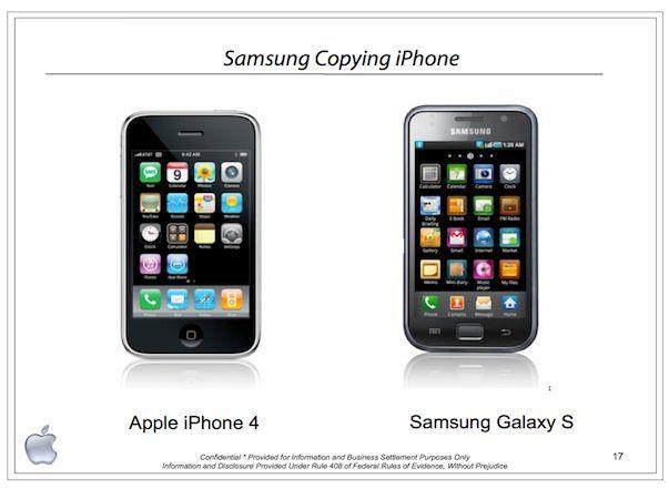 Apple предлагала Samsung патентную лицензию:  с каждого смартфона,  c планшета