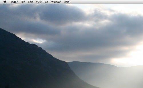 Shade спрячет значки с рабочего стола одним кликом [Mac OS X]