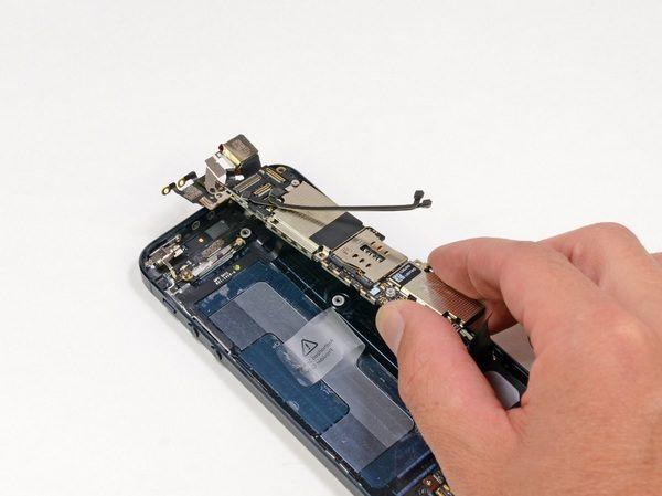 Как разобрать iPhone 5 [Инструкция / Видео]