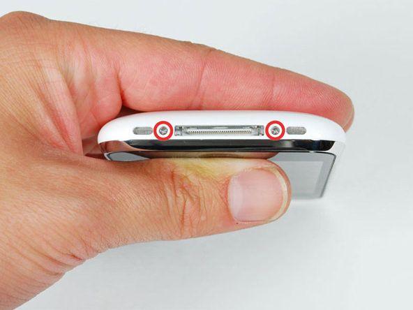 Как разобрать iPhone 3G, iPhone 3GS, заменить заднюю крышку, батарею, стекло, дисплей [Инструкция / Видео]