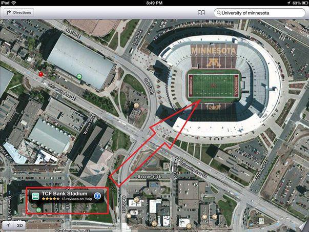 Apple заманивает инженеров, работавших над Google Maps
