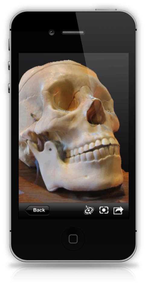Скачать 123D Catch для создания 3D фото в iPhone [Обзор / App Store]