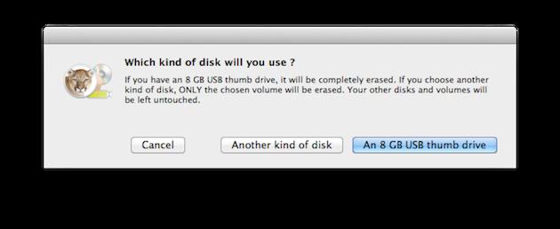 Как создать загрузочный USB-Flash для установки OS X Mountain Lion [Инструкция]