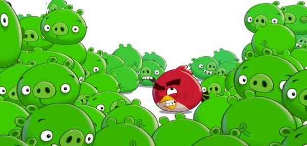 Rovio дразнит предстоящей игрой из серии Angry Birds!