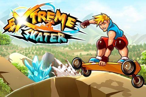 Игра Extreme Skater в рубрике Free App of The Week