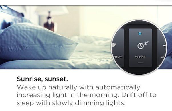 LIFX WI-FI полный контроль над домашним освещением с помощью iPhone