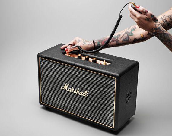 Компания Marshall выпустила акустическую систему Hanwell для iPhone