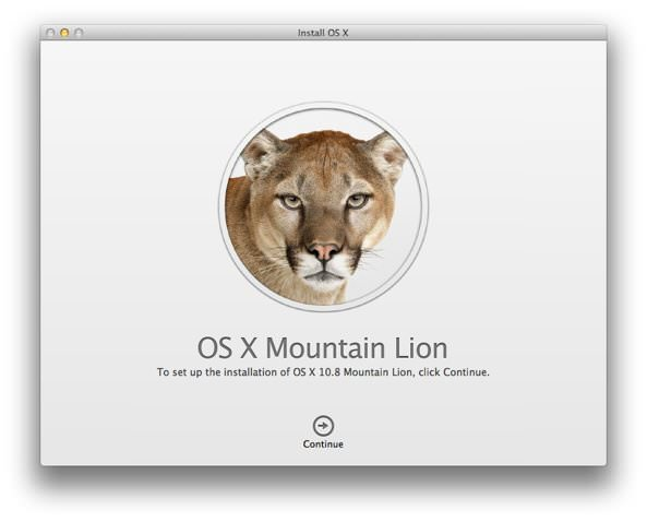 Скачать OS X Mountain Lion 10.8.2