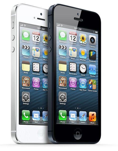 Стала известна цена iPhone 5 непривязанного к оператору