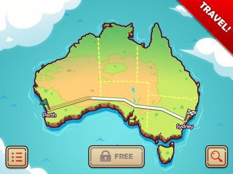 Игра Run Roo Run для iPhone и iPad