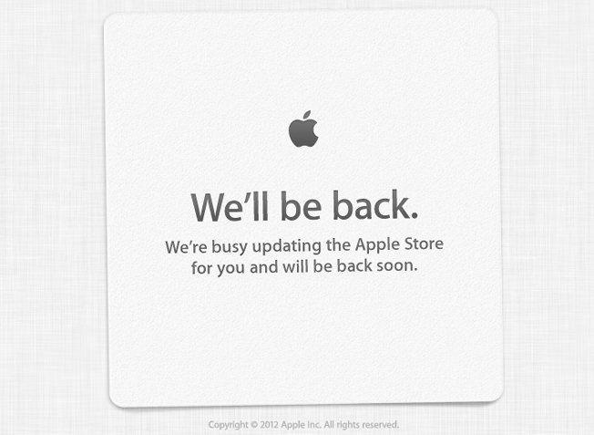 AppStore готовится к презентации iPhone 5
