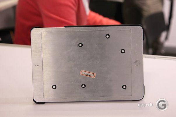 Новые фотографии инженерного образца iPad mini