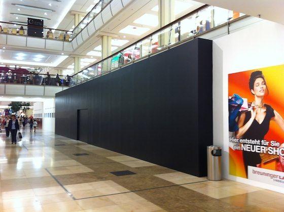 Открытие 20 сентября нового Apple Store недалеко от Штутгарта намекает на запуск продаж iPhone 5