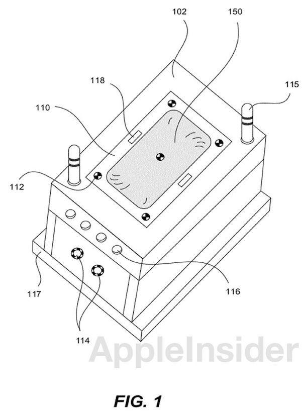 Новый патент Apple может привести к созданию комплектующих из углеродного волокна